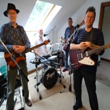 FOLK AND BLUES BAND NORTH WALES